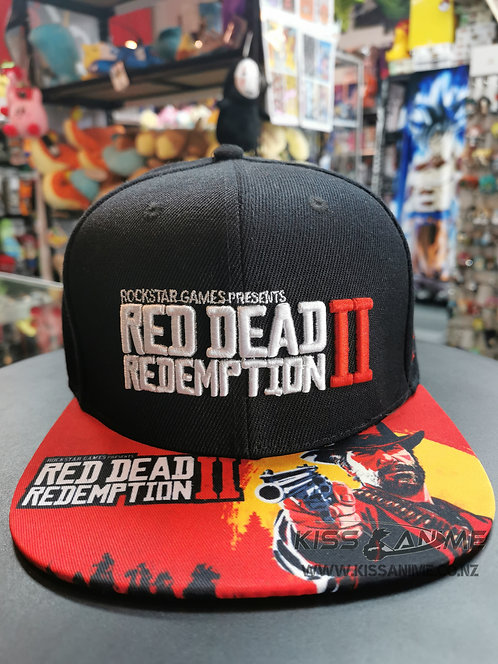 Red Dead Redemption 2 Snapback
