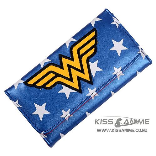 DC Comics Wonder Woman Long Wallet