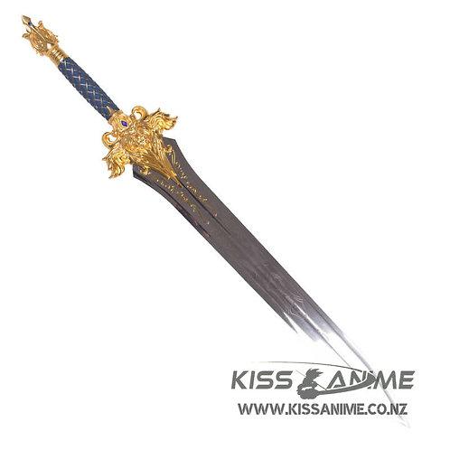 World of Warcraft King Llane Wrynn I Lion Sword