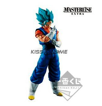 Ichiban Kuji Dragon Ball Super Masterlise Extra God Vegetto