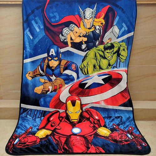 Marvel's Avengers Blanket