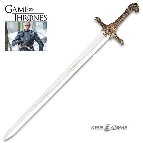 Game of Thrones Swords Oathkeeper Sword with Plaque