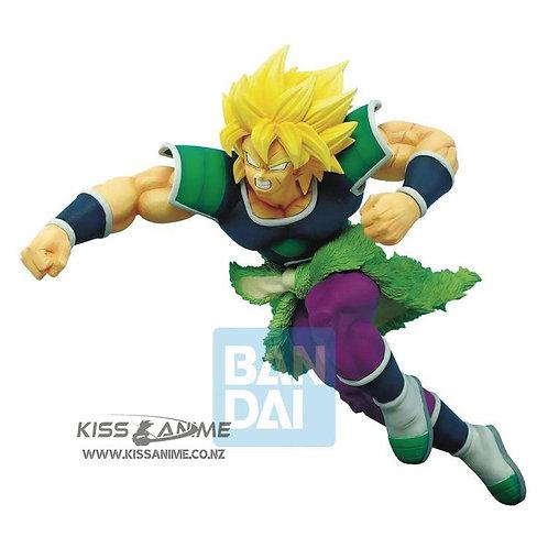 Dragon Ball Super SCultures the TAG Team Z Battle Figure Super Saiyan Broly
