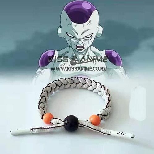 Dragon Ball Super Shoelace Bracelet(Frieza)