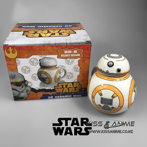 Star Wars 3D Mug - BB-8
