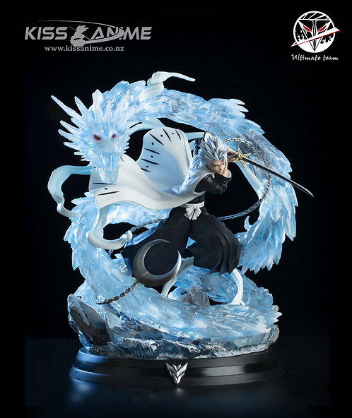JZ Studio Resin Bleach Hitsugaya Toushirou Limited Statue