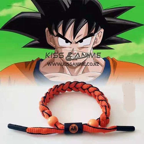 Dragon Ball Super Shoelace Bracelet(Goku)