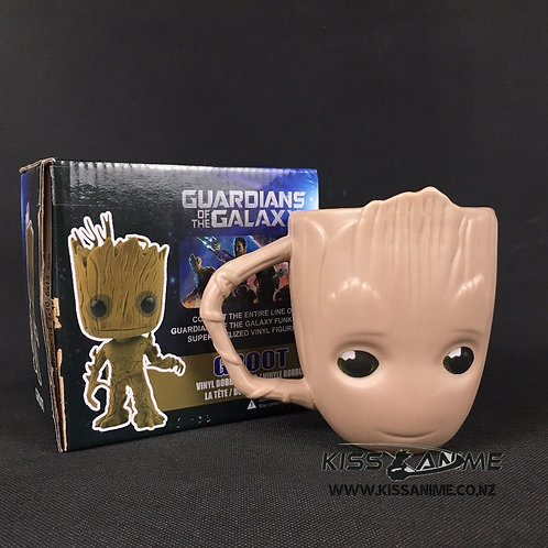 Guardians of The Galaxy 3D Mug - Groot