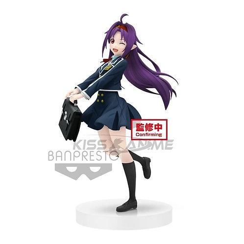 Sword Art Online EXQ Yuuki  (School Uniform Ver.) Figure