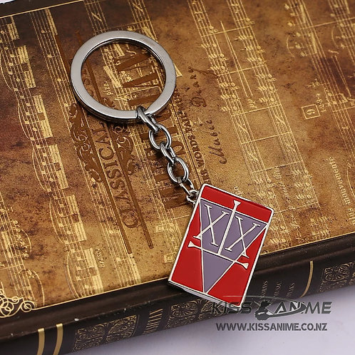 Hunter x Hunter Gon Freecss License Keychain