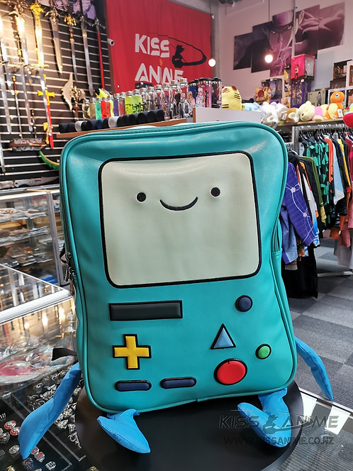 Adventure Time BMO Backpack School Bag