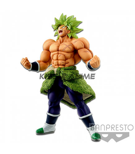 Dragon Ball Super BWFC 2 Champion Special Broly Figure