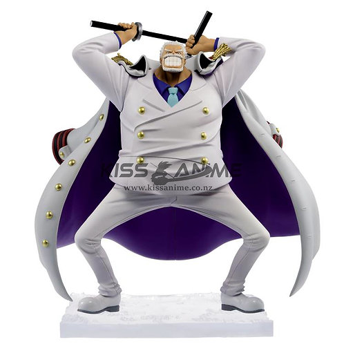 One Piece Magazine Figure A Piece of Dream No.1 Vol.4 Monkey D. Garp