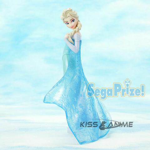 SEGA Prize Disney Frozen Elsa Premium Figure