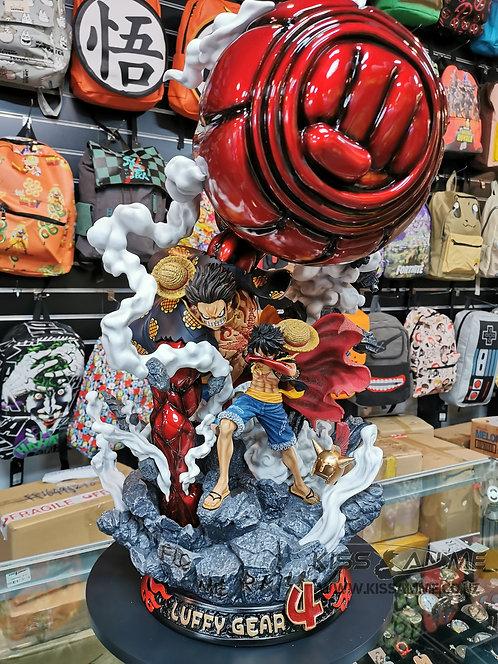 F3 Studio One Piece Gear 4 Monkey D Luffy GK Resin Statue