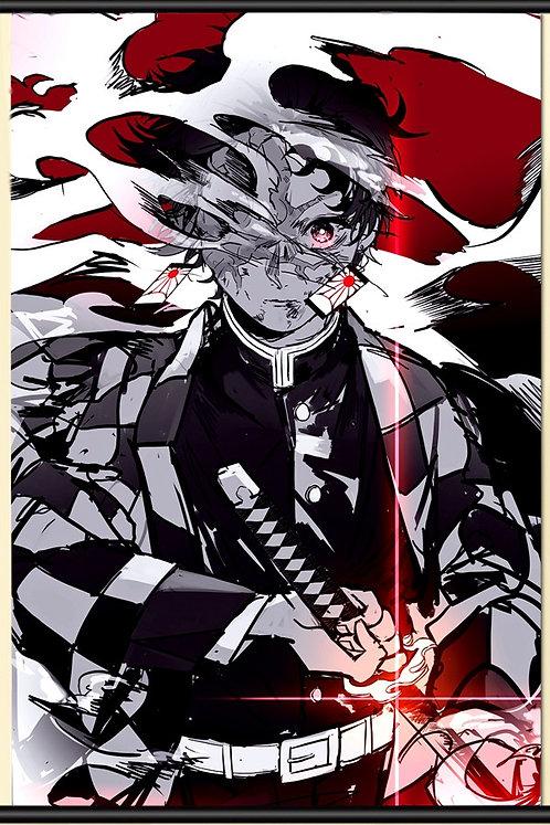 Demon Slayer: Kimetsu no Yaiba Posters (B)