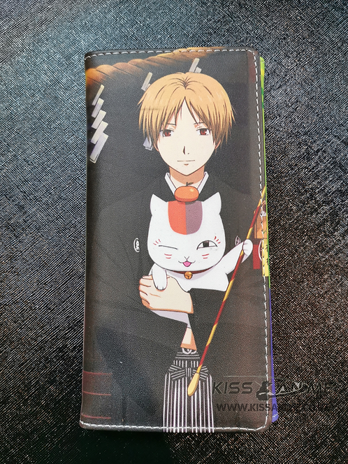 Natsume's Book of Friends Long Wallet