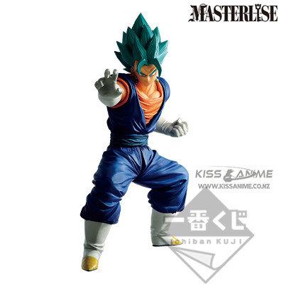Bandai Ichiban Kuji Dragon Ball Heroes Vegito Super Saiyan SS God(Blue)