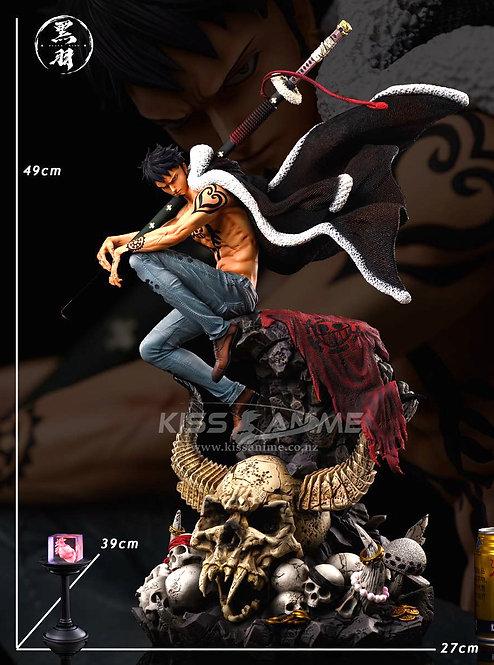 PRE-ORDER Blackwing Studio One Piece Trafalgar Law 1:6 Scale Resin Statue