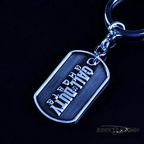 Call of Duty: Ghosts Keychain