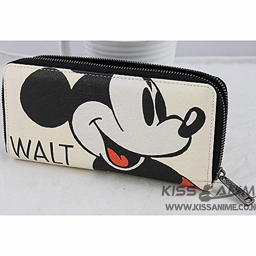 Loungefly Mickey Mouse Leather Wallet