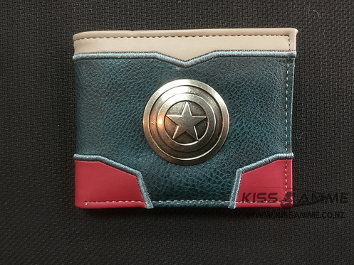 Marvel Captain American Wallet