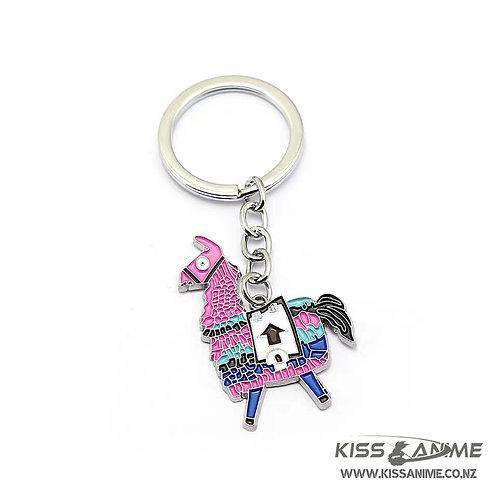 Fortnite Llama Keychain