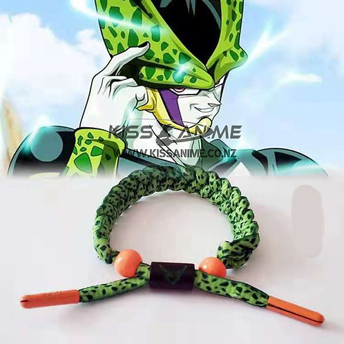 Dragon Ball Super Shoelace Bracelet��Cell)