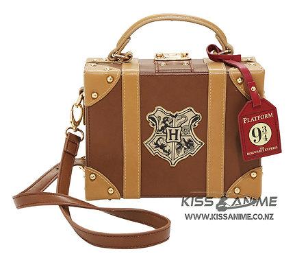 Harry Potter Hogwarts Trunk Chest Purse Scamander Crossbody Shoulder Bag
