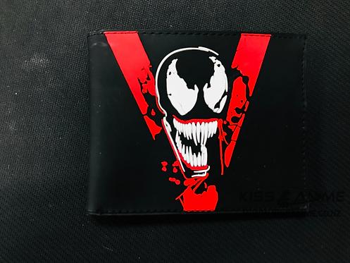 Marvel Venom Spiderman Wallet