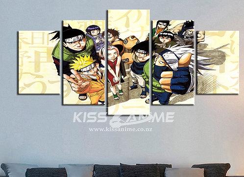 Naruto: Shippuden  Canvas Painting