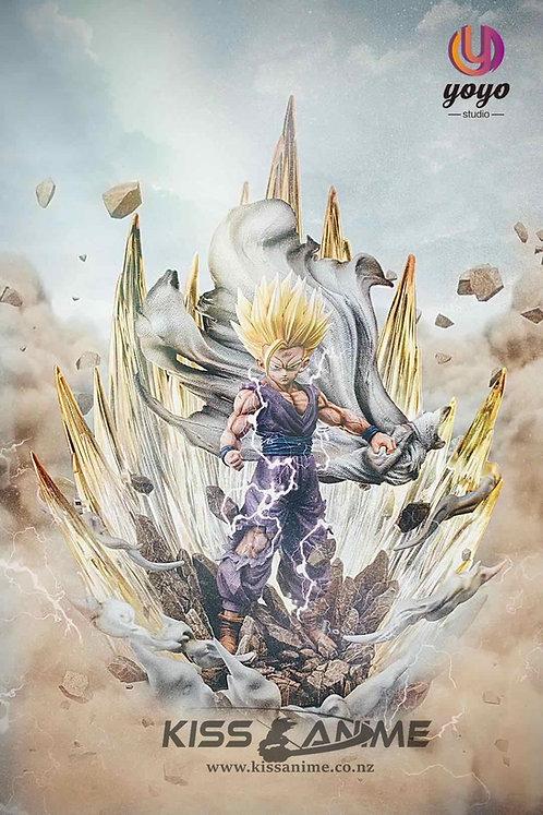 PRE-ORDER YOYO Studio Dragon Ball Z Son Gohan Resin figure