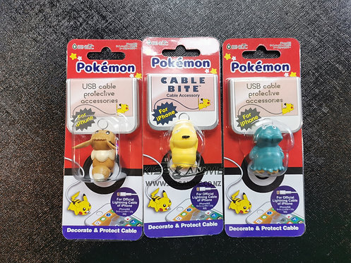 Pokemon Cable Bites