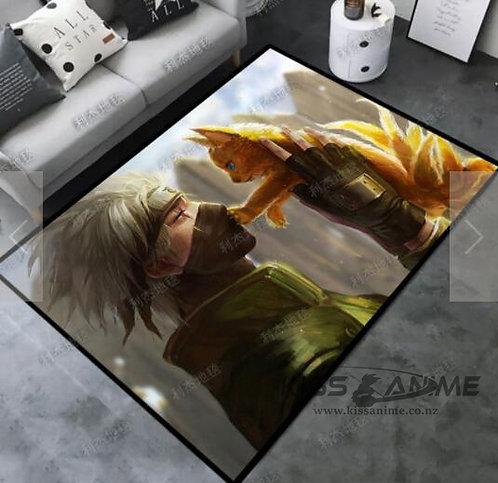 Naruto Kakashi Carpet