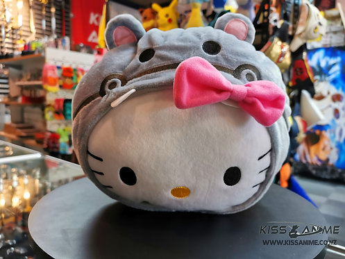 Hello Kitty Hippopotamus Head Plush Cushion