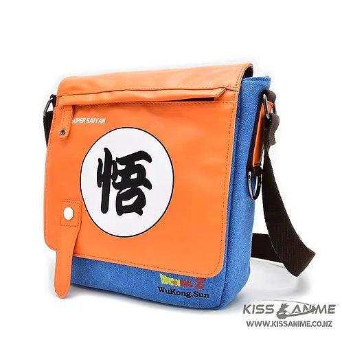 Dragon Ball Canvas Messenger Bag