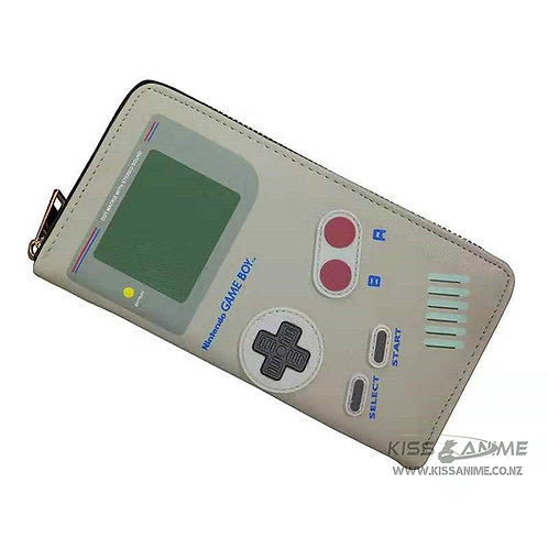 Nintendo Game Boy Long Wallet