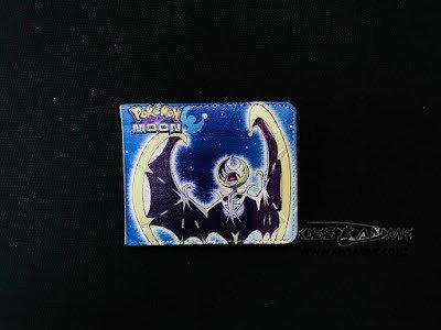 Pokemon Wallet Sun and Moon Wallet