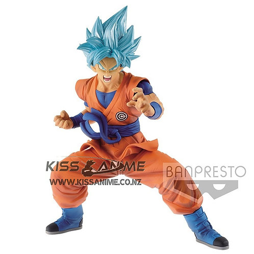 Super Dragon Ball Heroes Transcendence Art Vol. 1 Super Saiyan Blue Goku