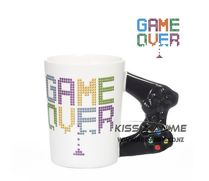 Game Boy Game Over 3D Mug