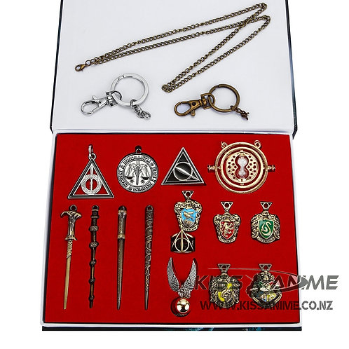 Harry Potter Wand Gift Set (15 PCS/SET)