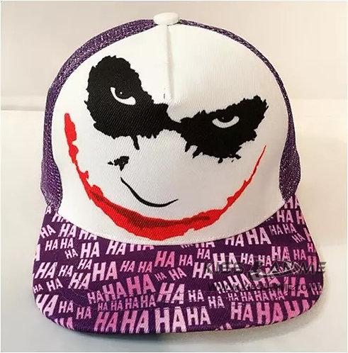 DC Joker Hat Snapback - 3 Styles
