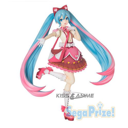 Hatsune Miku - SPM Figure - Ribbon x Heart (SEGA)