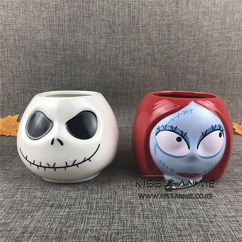 The Nightmare Before Christmas Mugs