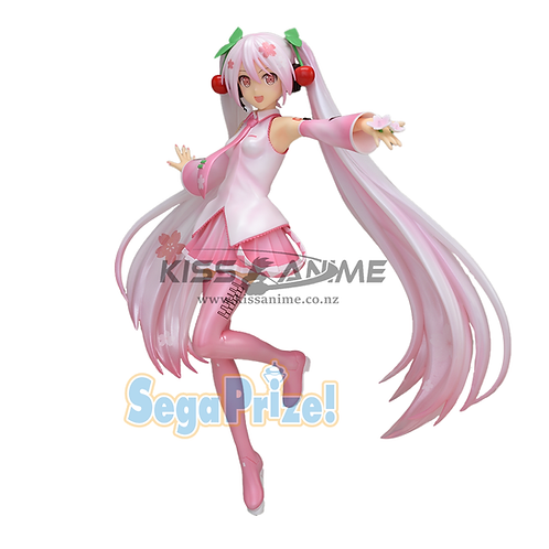 Hatsune Miku - SPM Figure - Sakura Miku Ver.2 (SEGA)