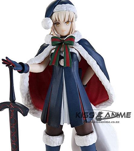 Fate/Grand Order Rider Altria Pendragon Santa Alter Servant Figure