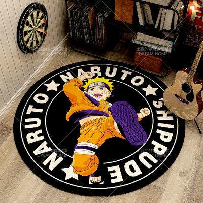 Naruto Circle Carpet
