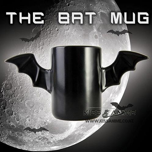 Bat Mugs Classical Black Bat Wings Batman 3D Mug