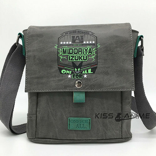 My Hero Academia Midoriya Izuku One For All Messenger Bag