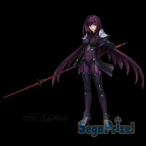 Fate/extella Link Scathach Lancer Super Premium Figure